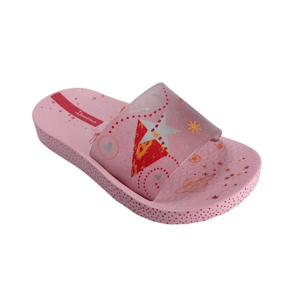 Chinelo Ipanema Slide Infantil Passa Tempo Menina/Menino