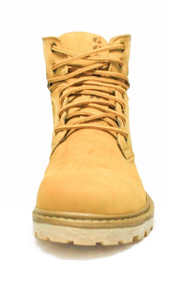 Coturno Masculino Gogowear Estilo Militar Moderno