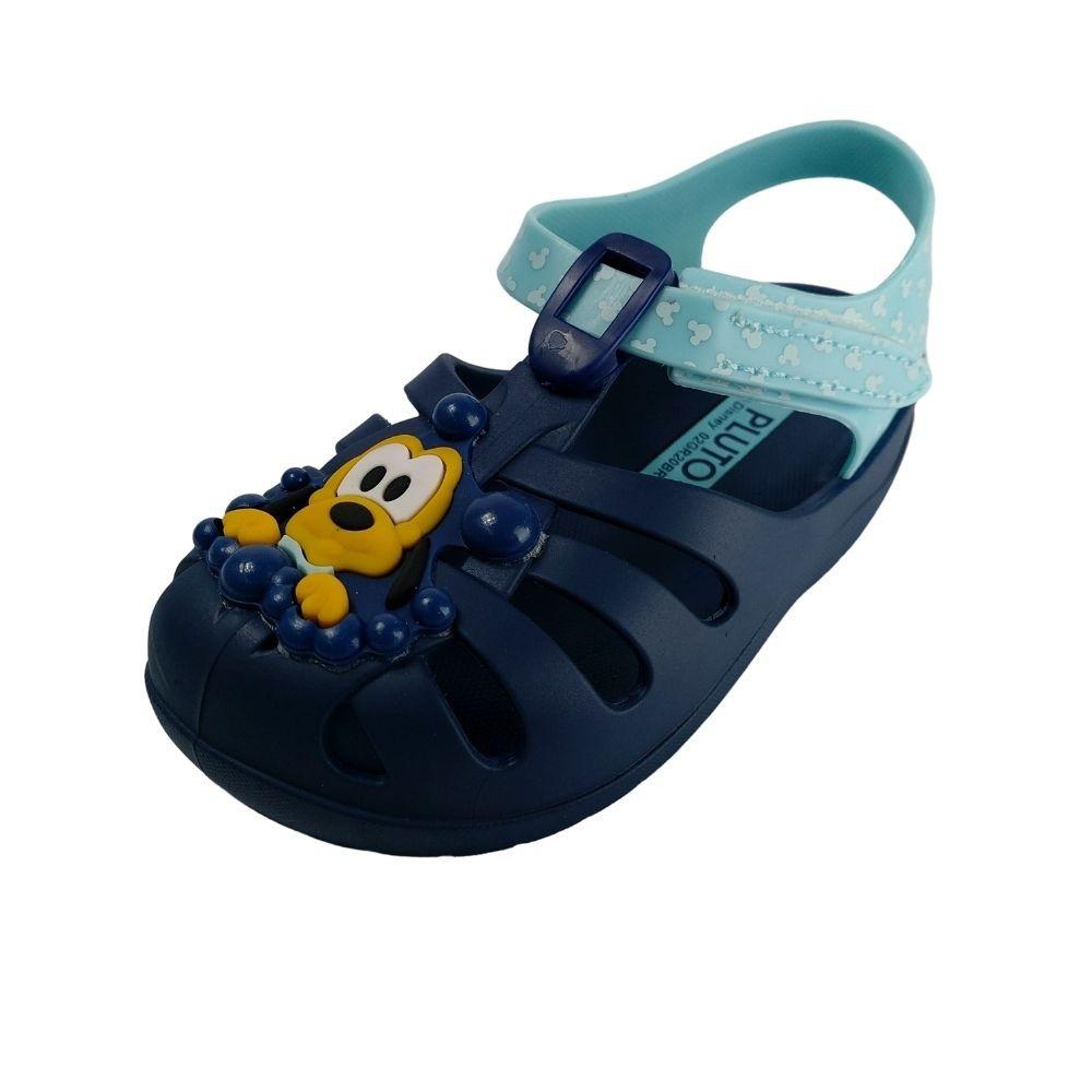 Sandalia Infantil Masculina Disney Mickey Grendene Kids