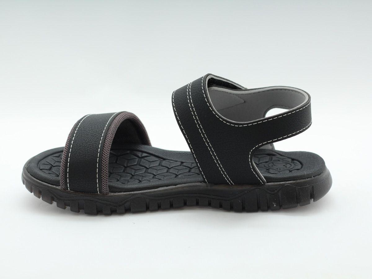 Sandalia Infantil Menino Molekinho Tiras Velcro
