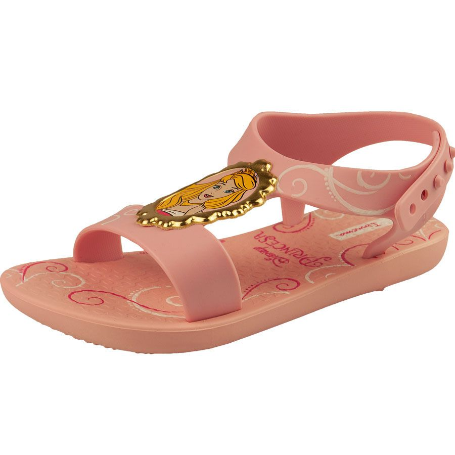 3e4fe2862 Sandalia Ipanema Disney Princesa Confortavel Original