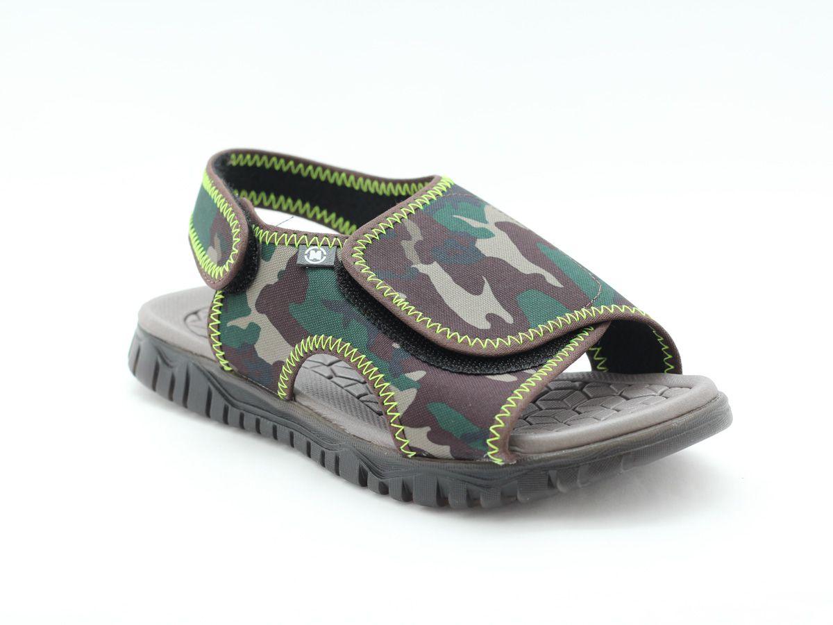 Sandalia Infantil Menino Velcro Molekinho
