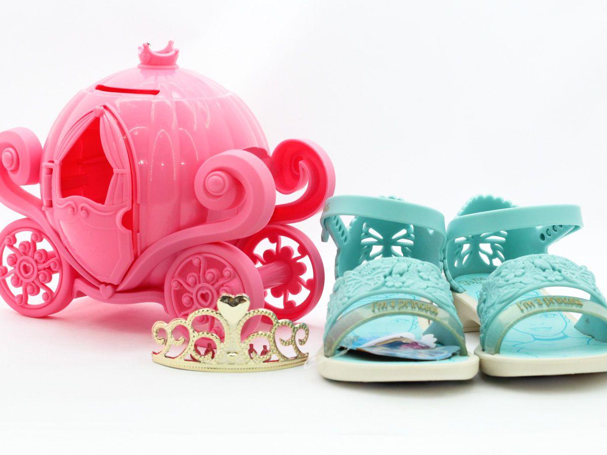 Sandalia feminina delicada Princesas blogueira