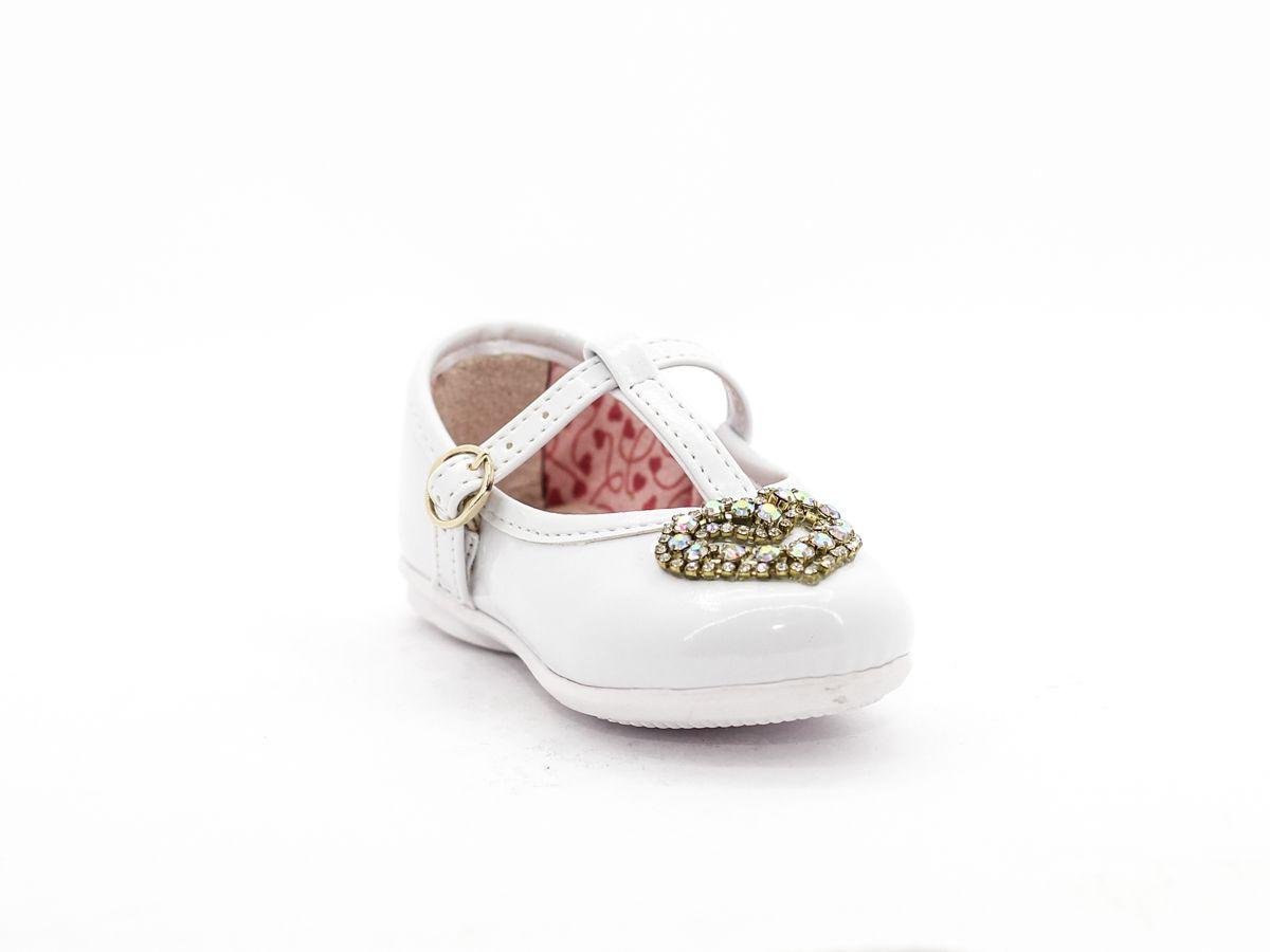 Sapatilha Infantil Menina Baby Boneca Kidy Princesa