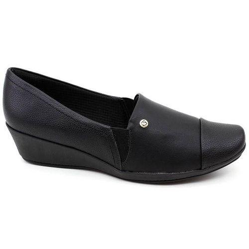 Sapato Feminino Anabela Piccadilly