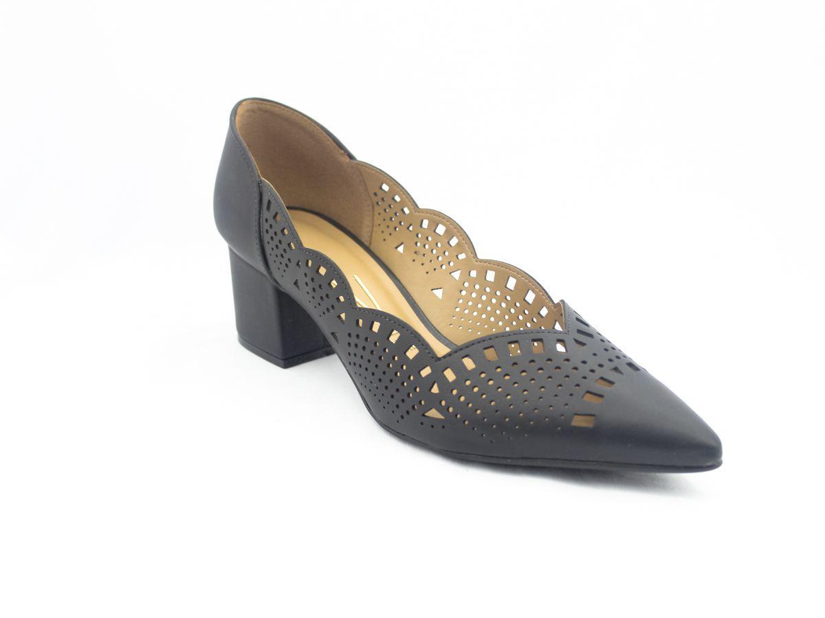 Sapato feminino confortavel delicado Vizzano