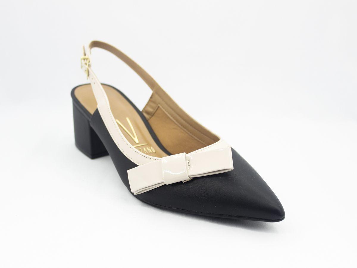 Sapato feminino moderno anatomico Vizzano