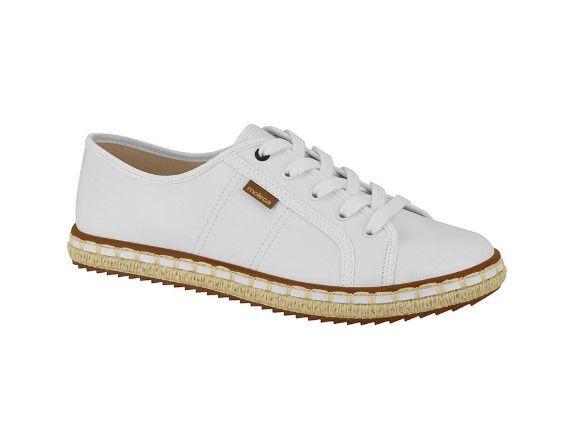 Sapato Feminino Oxford Moleca Style