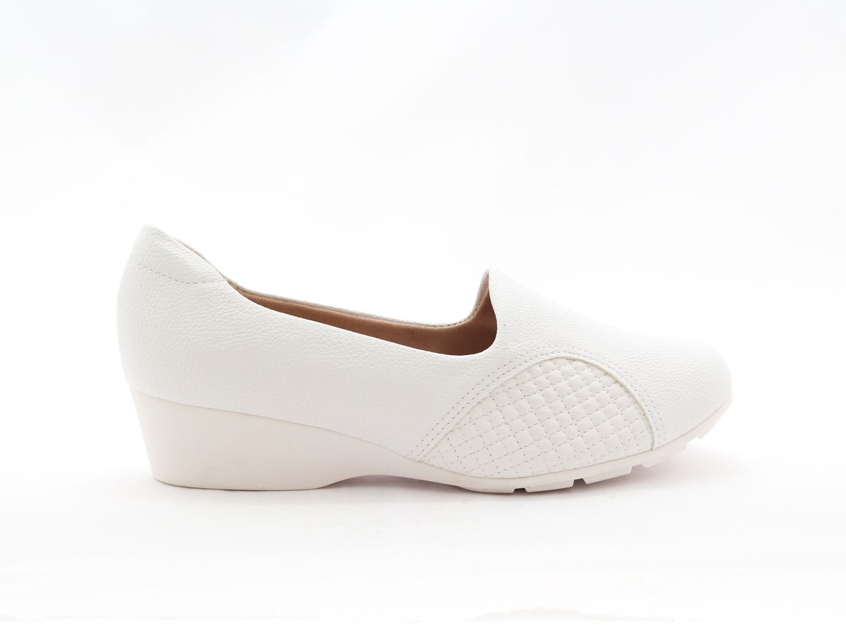 Sapato Feminino Slip On Classico Conforto Joanete Modare