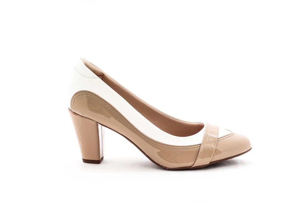 Sapato Feminino Scarpin Salto Alto Confortavel Modare