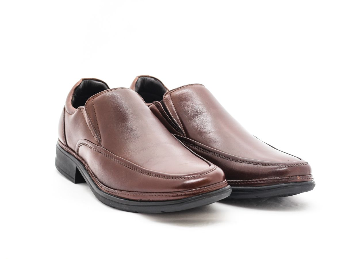 Sapato Social Couro Savelli Marrom