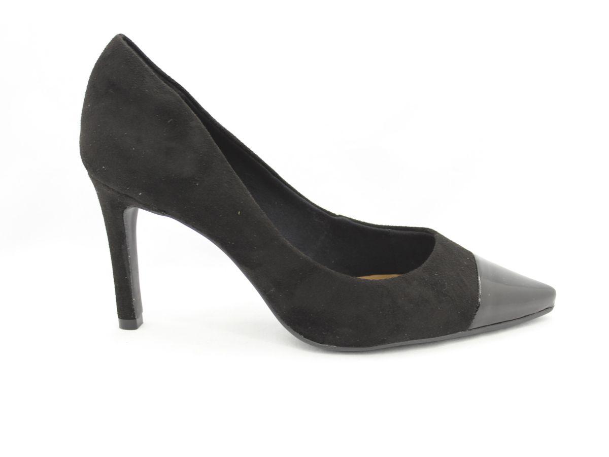 Sapato scarpin feminino estiloso morderno Sandra