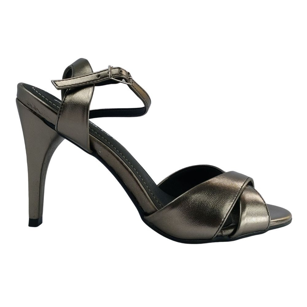 Sandalia de Salto Scarpin Feminina Alto Fino Piccadilly