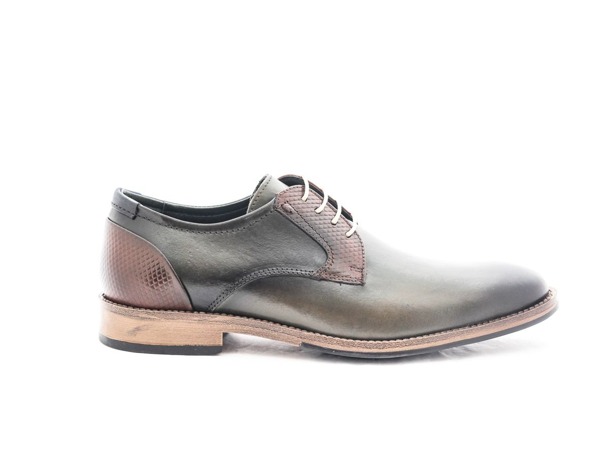 Sapato Social Confort Couro Savelli