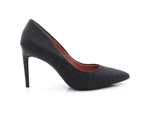 Sapato Feminino Scarpin Vizzano Bico Fino
