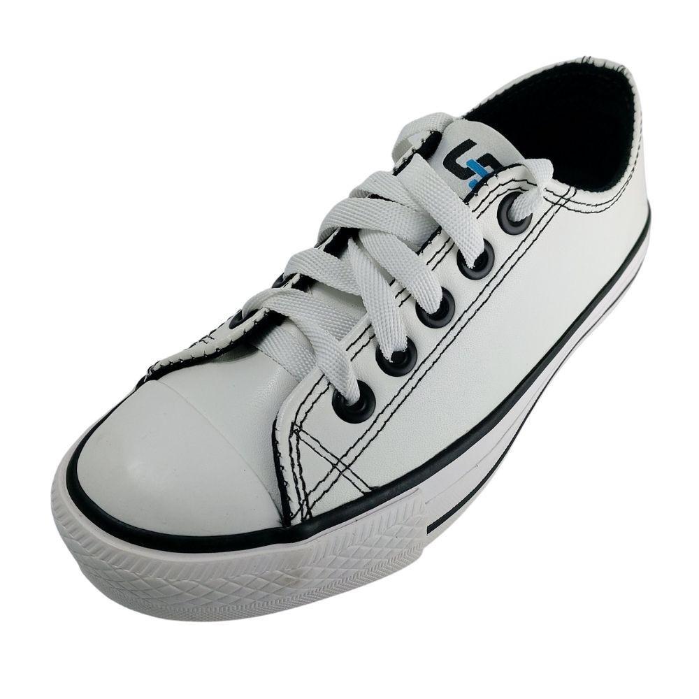 Tenis Casual Street Urban Shoes Cano Baixo Star Unissex