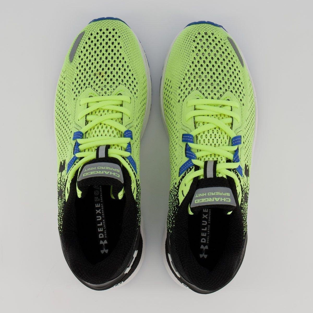 Tenis Caminhada Masculino Under Armour Charged Imp