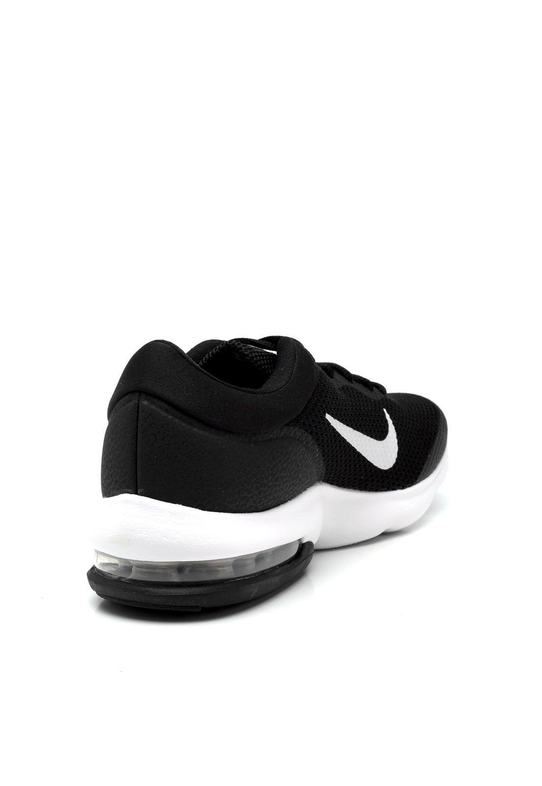 Tênis Corrida Nike Air Max Advantage Preto Branco d89529259e