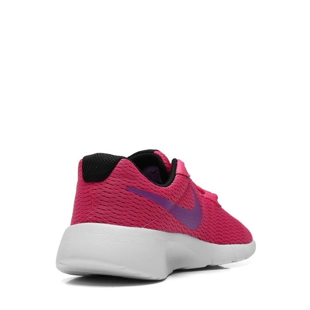 Tenis Esportivo Femino Juvenil Nike Tanjun - Rosa