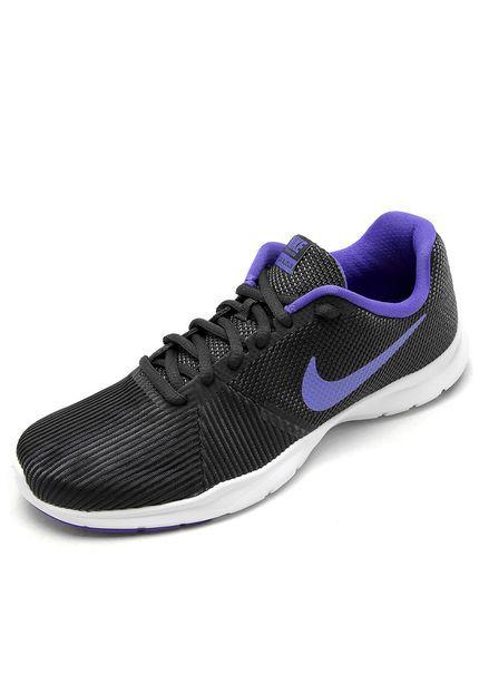 Tenis Feminino Caminhada Leve Nike Flex Bijoux