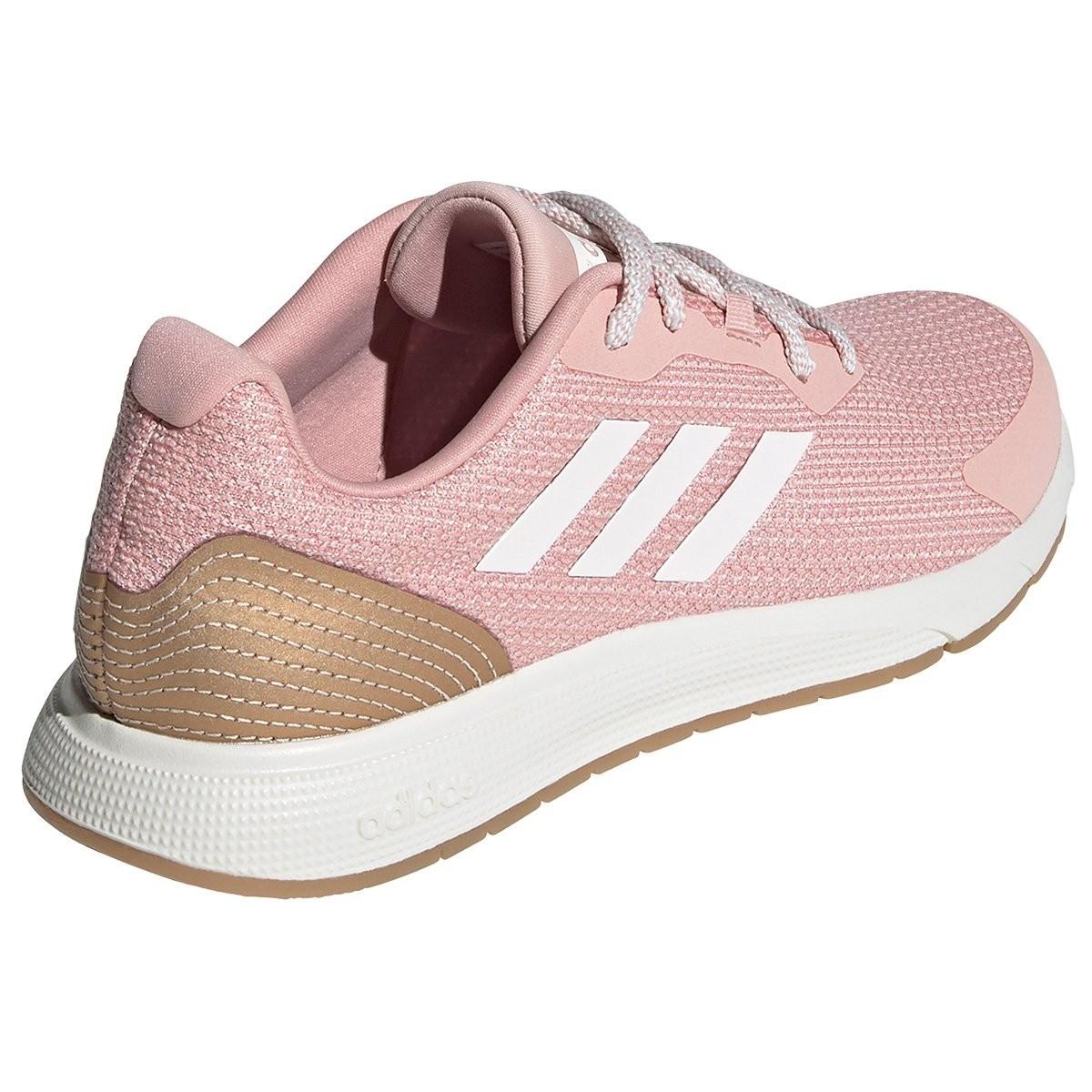 Tenis Feminino Esportivo Adidas Sooraj Rosa - Adulto