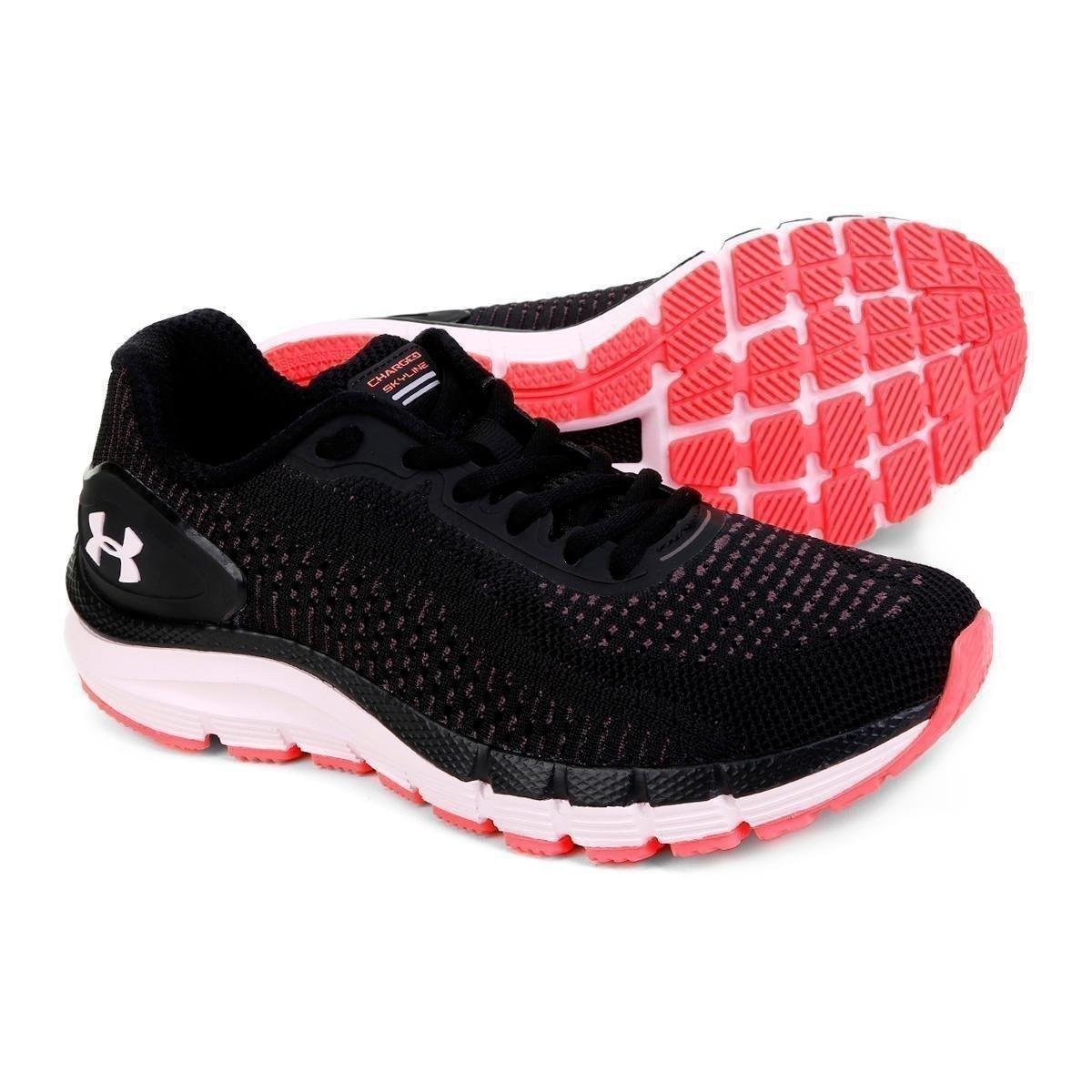 Tenis Feminino Esportivo Under Armour Charged Skyline