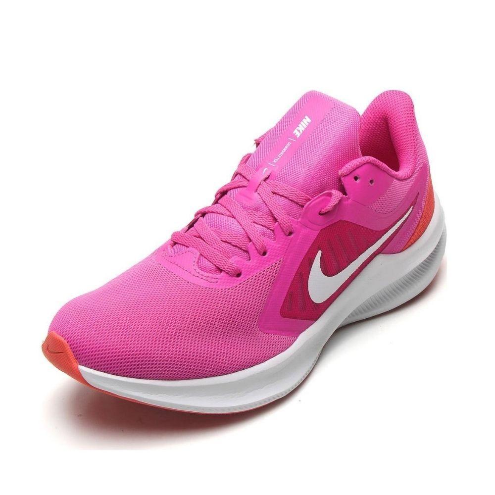 Tenis Feminino Nike Downshifter 10 Esportivo Caminhada Original