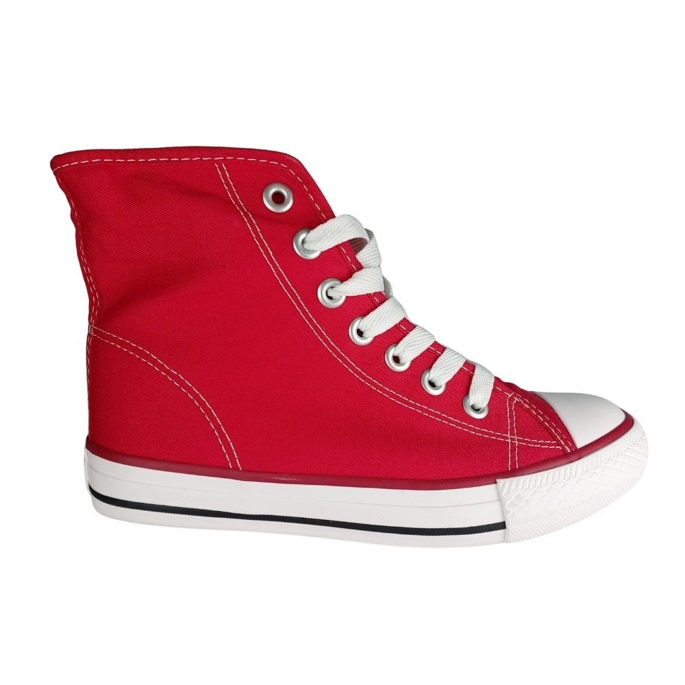 Tenis Feminino Star Urban Converse Shoes Cano Alto