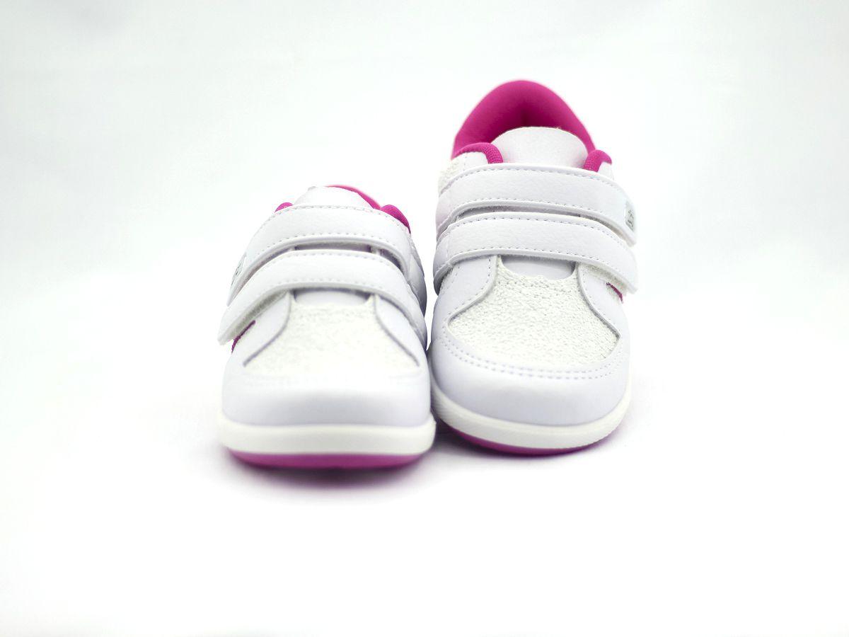 Tenis infantil feminino confortavel estiloso Kidy