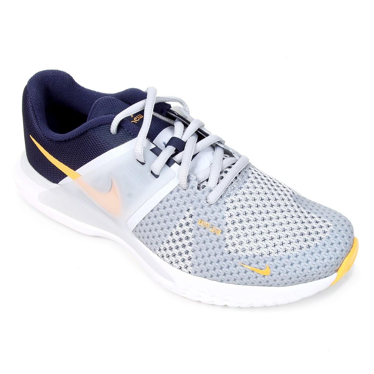 Tenis Masculino Esportivo Caminhada Nike Renew Fusion