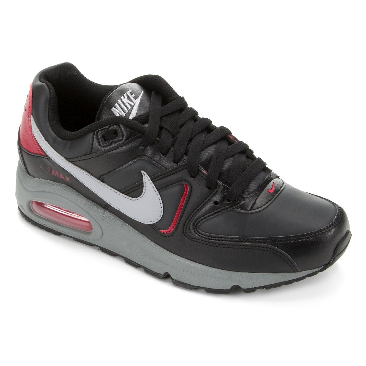 Tenis Masculino Nike Air Max Command Leather Casual