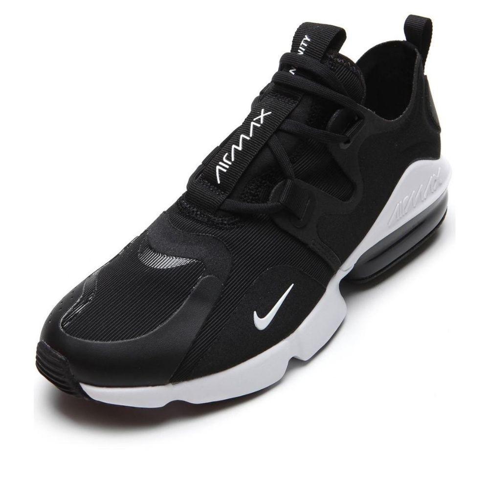 Tenis Masculino Nike Air Max Infinity Original