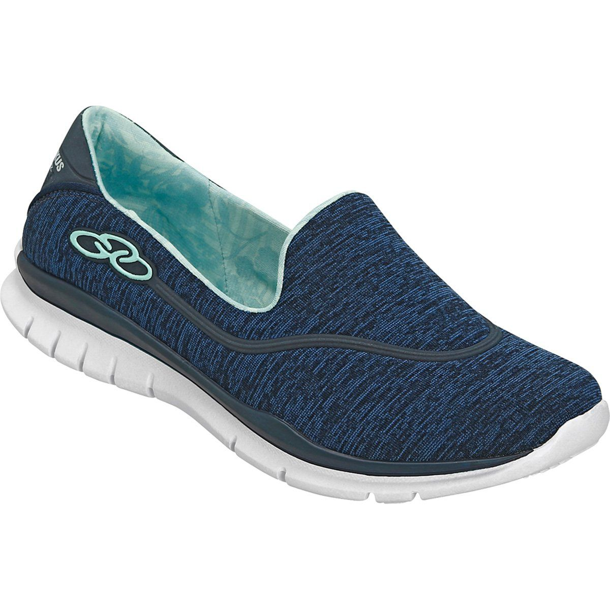 Tenis Casual Slip On Olimpikus Angel Colors