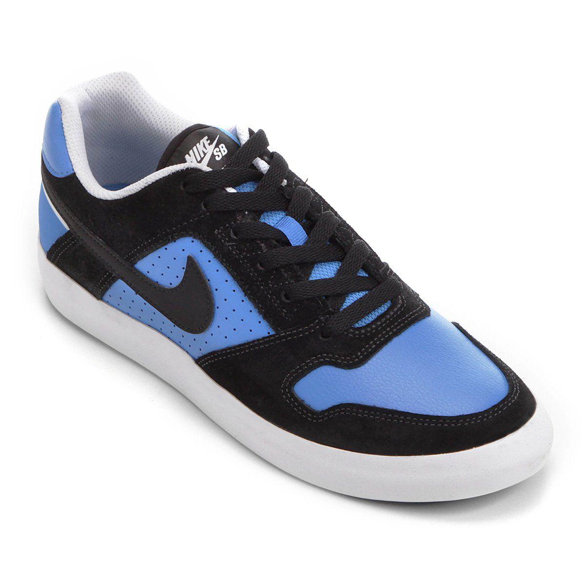 Tenis Skatista Masculino Nike Delta Force Vulc