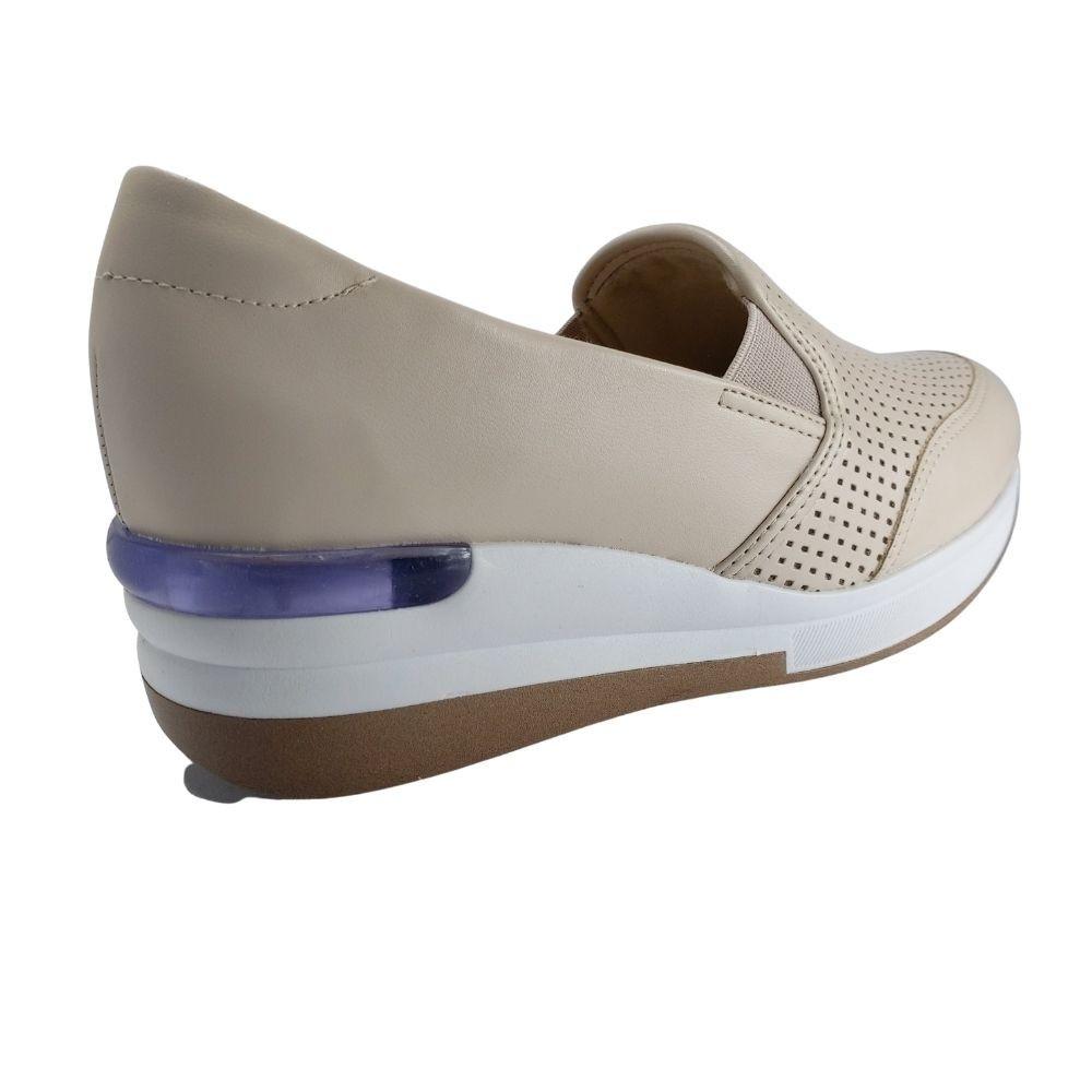 Tênis Slip On Modare Anatomico Confortavel Encaixar o pé