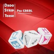 Dado Strip Tease para Casal com 3