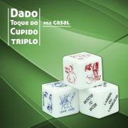Dado Toque do Cupido com  3