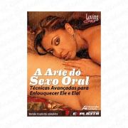 Dvd A Arte do Sexo Oral