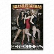 Dvd Brasileirinhas - Performers of The Year 2013