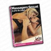 Dvd Massagem Sexual - A arte do toque