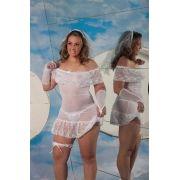 Fantasia Vestido de Noiva GG