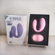 Vibrador de Casal U Smile 10 velocidades