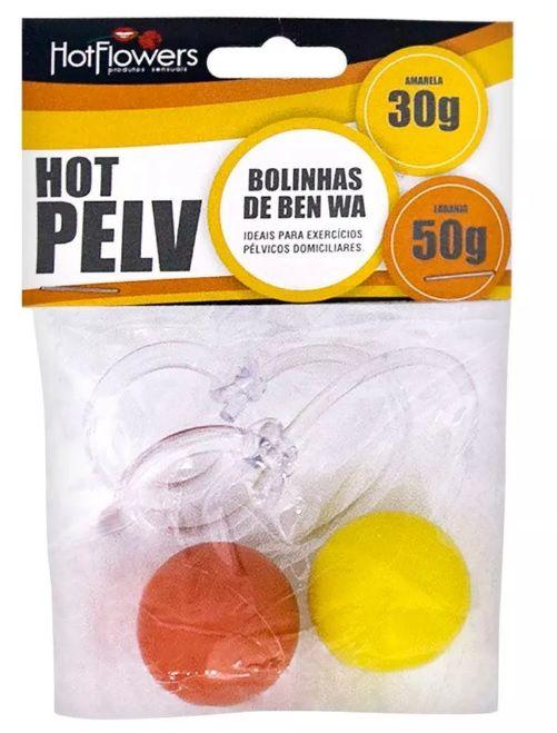 Bolinha de Pompoar Ben Wa 30gr e 50gr