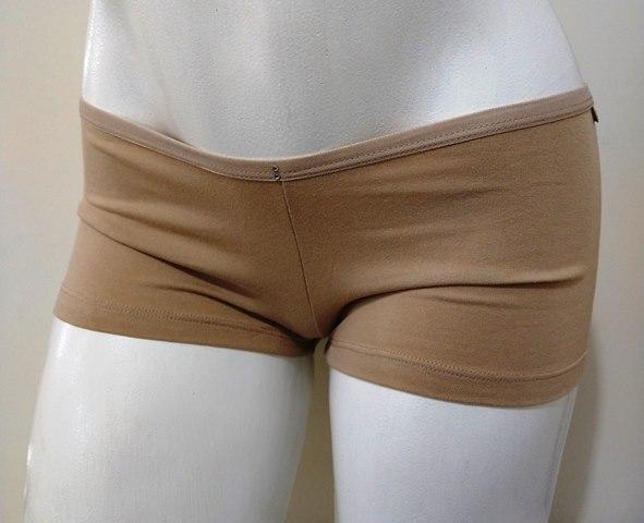 Boxer Feminina G Chocolate