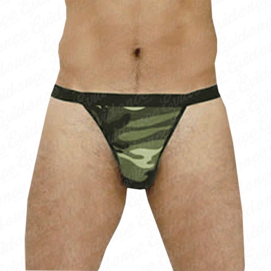 Cueca Rambo Verde