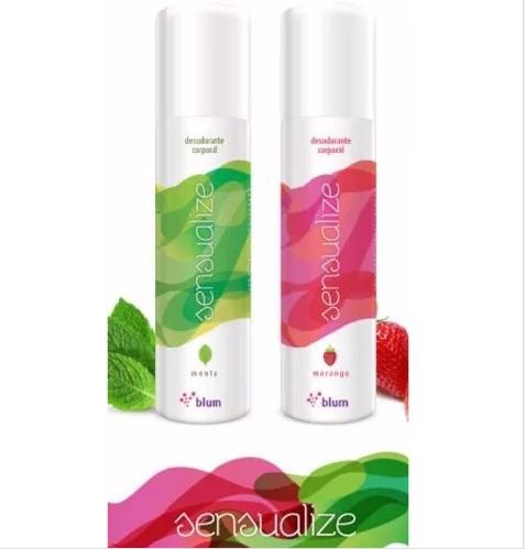Desodorante Íntimo Sensualize Blum