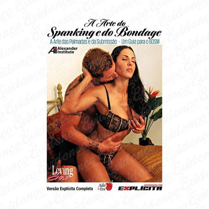 Dvd A Arte do Spanking e do Bondage