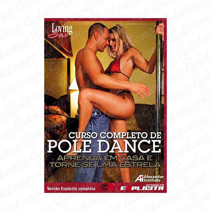Dvd Curso completo de Pole Dance