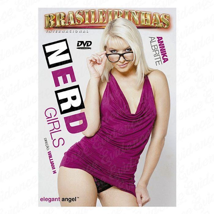 Dvd Brasileirinhas - Nerd Girls