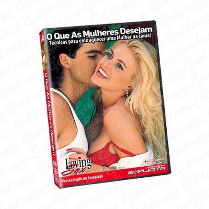 Dvd O que as Mulheres Desejam